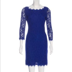 Zarita Lace Dress by Diane Von Furstenberg